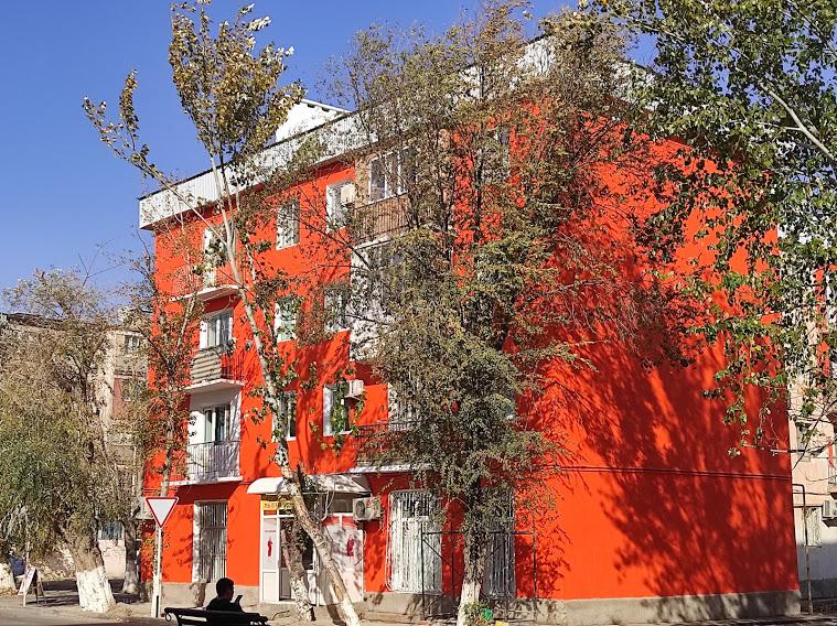 Кызылорда – город контрастов