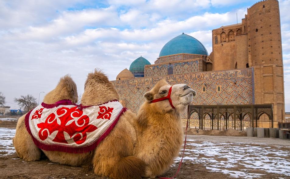 Туркестан. От древней столицы Казахского ханства до духовного центра тюркских народов