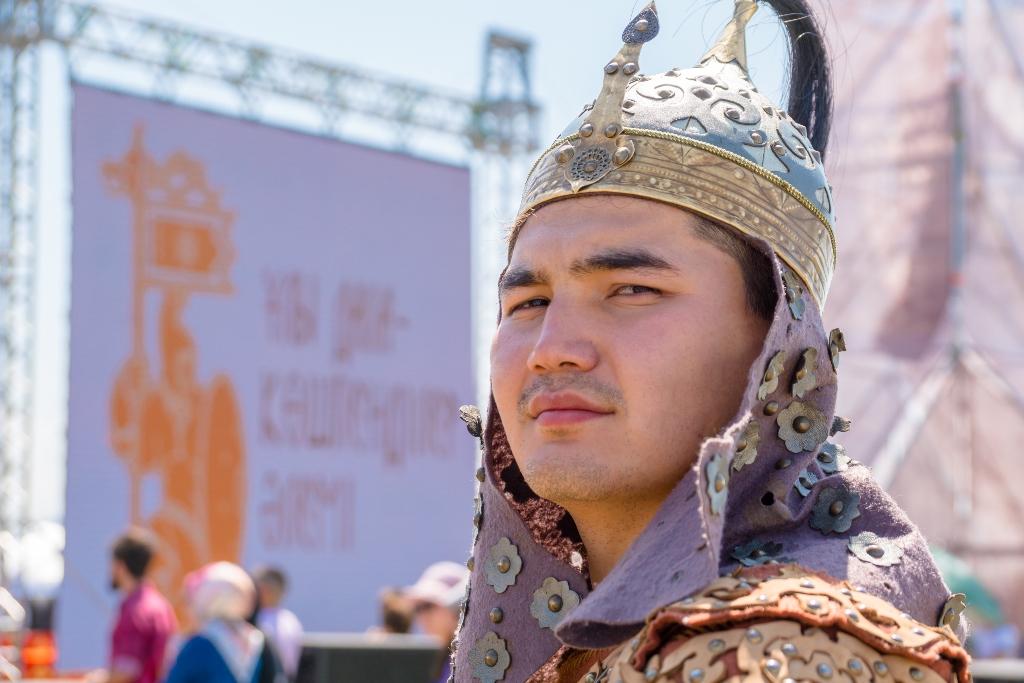 Алматыда көшпенділер салт-дәстүрінің  халықаралық этнофестивалі өтті