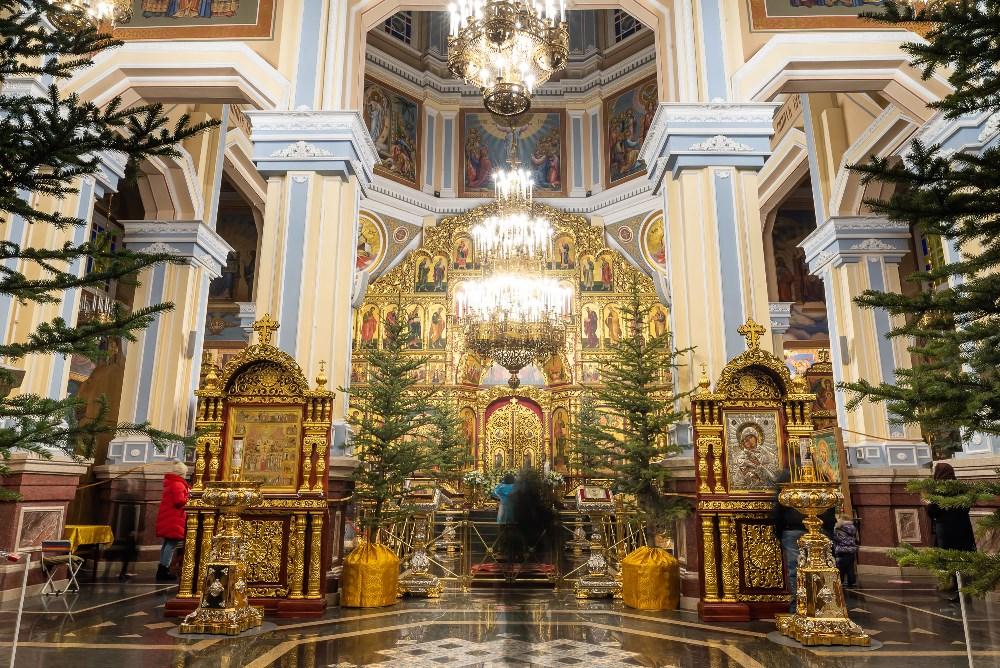 Православные Казахстана встретили Рождество