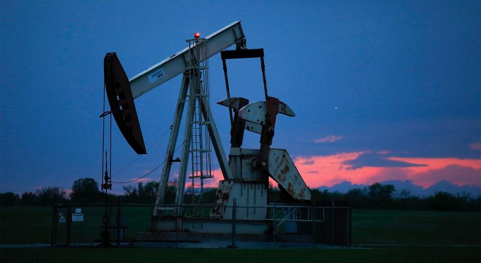 Нефть не удержалась на отметке в 75 долларов