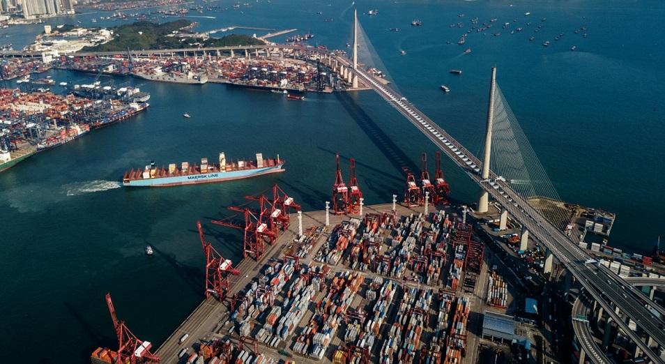 Как на Казахстане отразятся перебои в работе крупных портов на юге Китая?