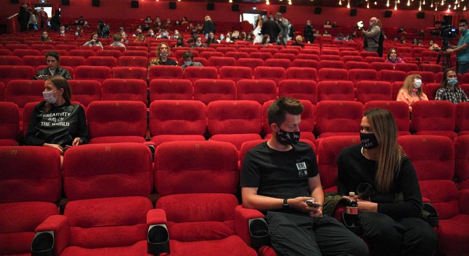 Кинотеатрам разрешили работать в Алматы