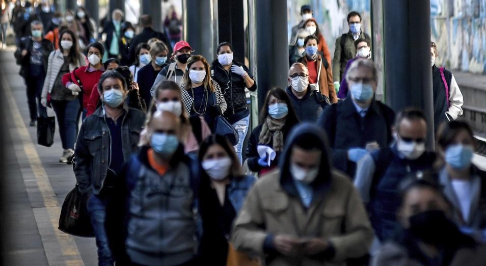 В странах ЕС видят признаки успеха в борьбе с пандемией