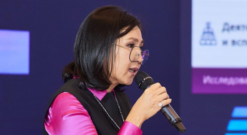 Сауле Самидин: В Казахстане ни одна из 15 госпрограмм не охватывает людей творчества