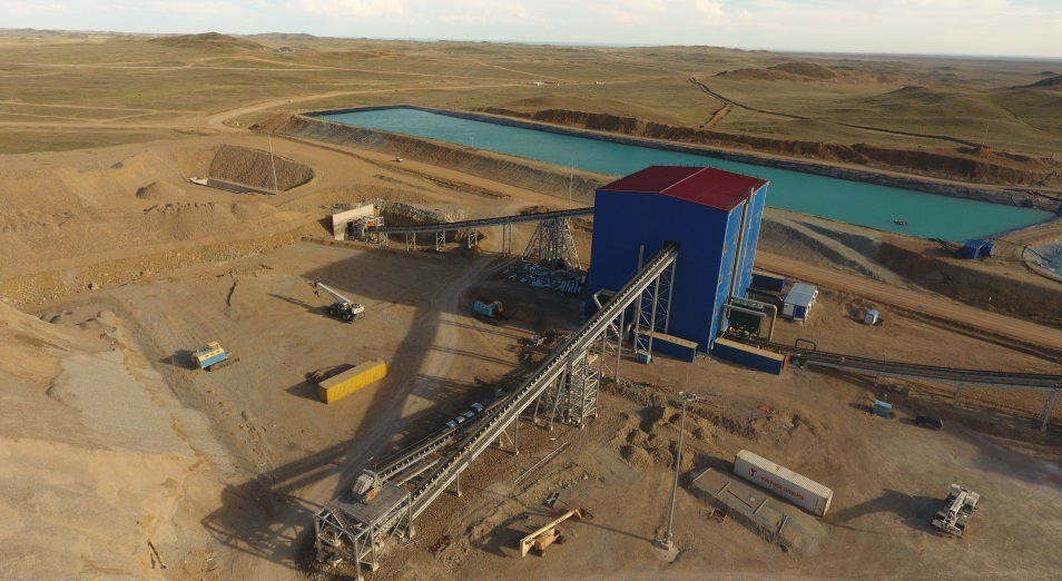 «Алтыналмас» планирует достроить фабрику вблизи опасных радиоактивных захоронений