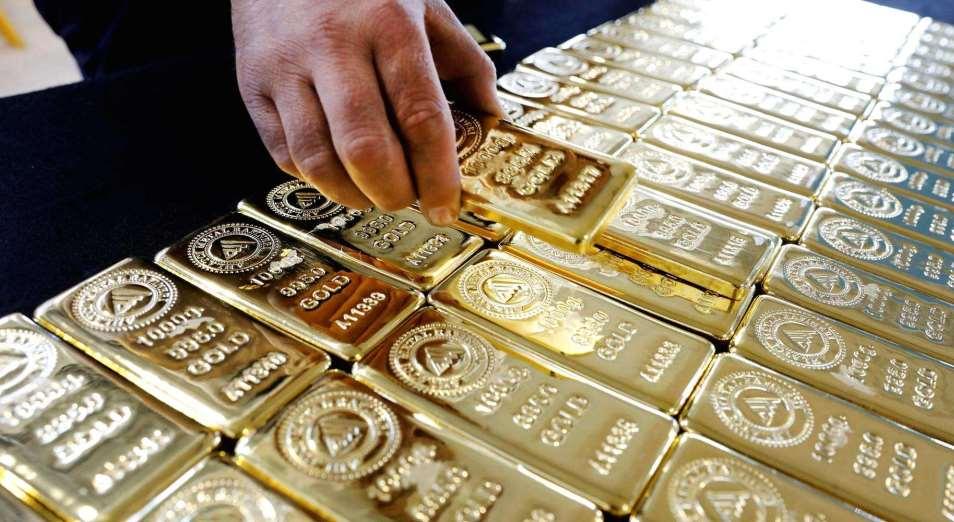 Вакцины спровоцировали бегство от золота
