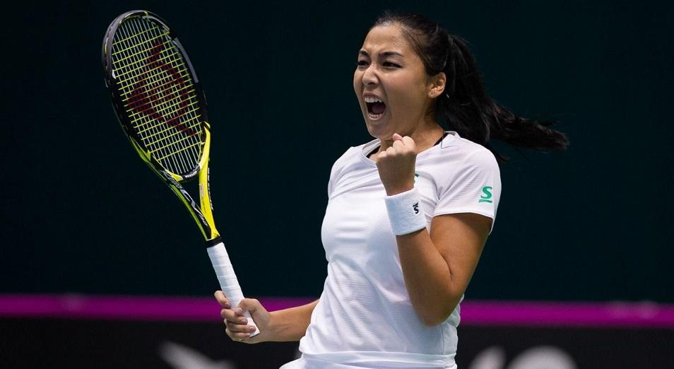 Дияс вышла в финал турнира ITF в Джорджии