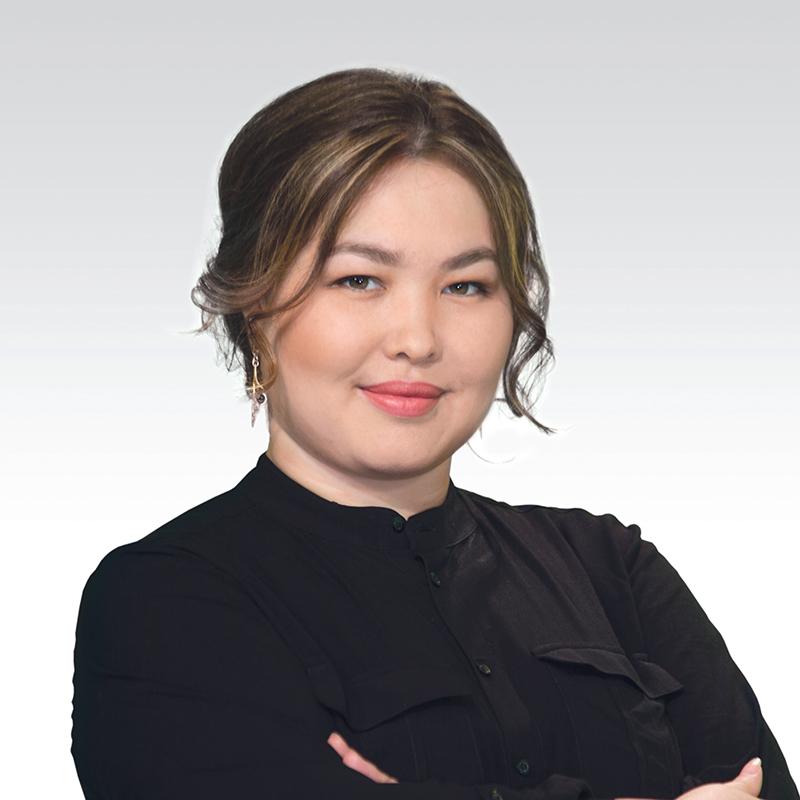 Алина Альбекова