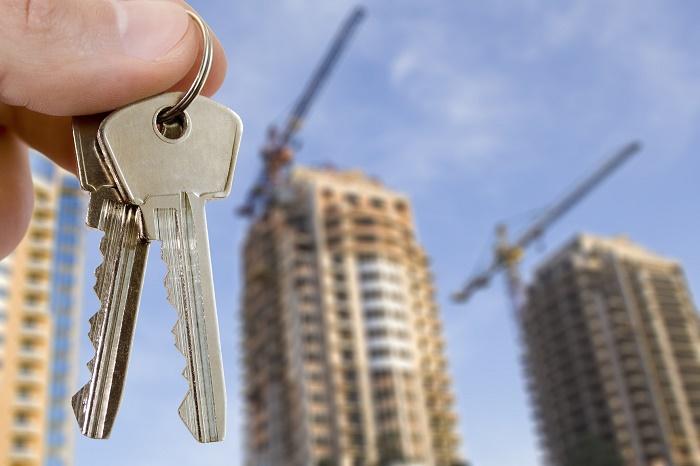 В январе-марте в Казахстане сдано 2,4 млн кв. метров жилья