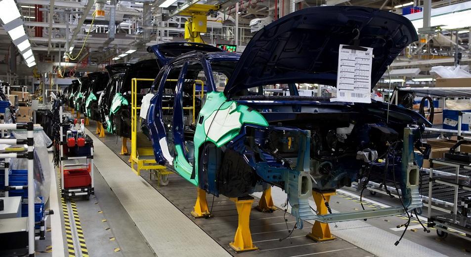 Казахстанский автопром ускорился в 6 раз