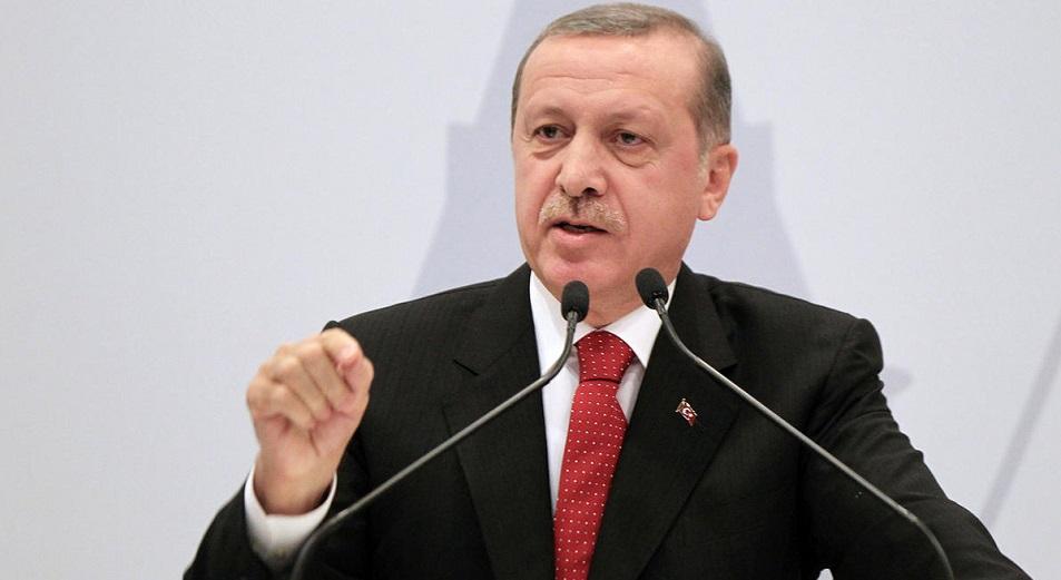 Эрдоган приехал в Казахстан укреплять центральноазиатские связи