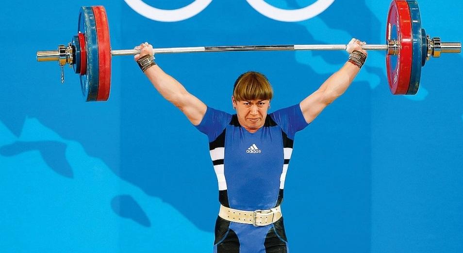 Тяжелоатлетка из РК станет чемпионкой Пекина спустя восемь лет