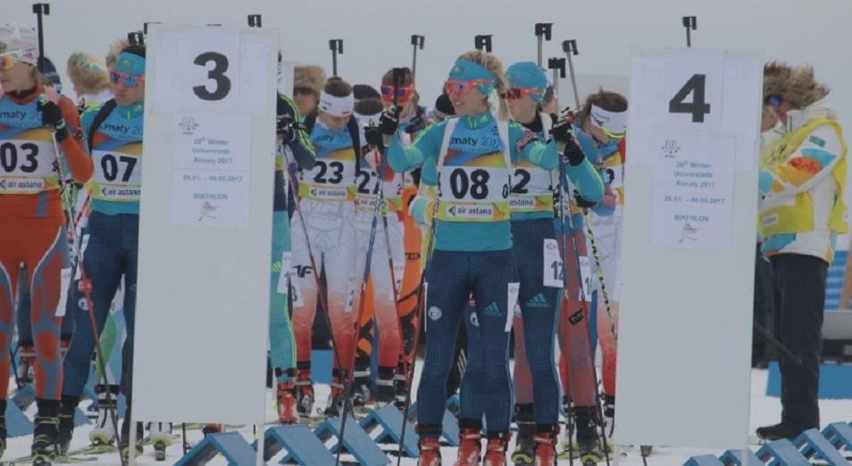 Универсиада: биатлонисты отдали золото России на последнем рубеже