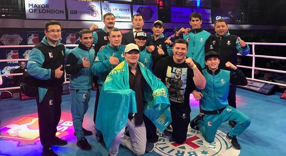 Astana Arlans – четвертый финал WSB за семь лет