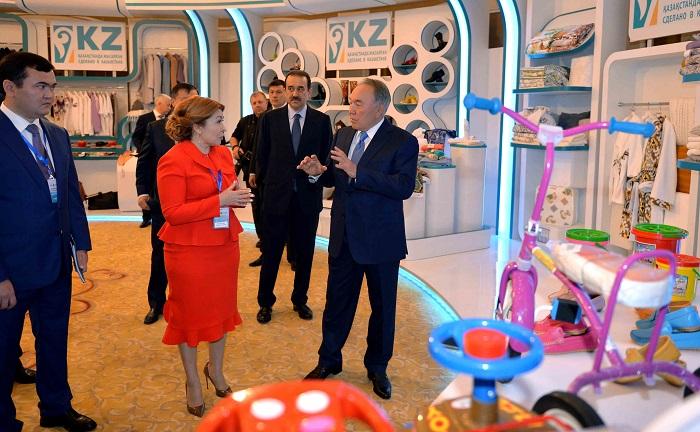 Казахстан войдет с маслом в Китай