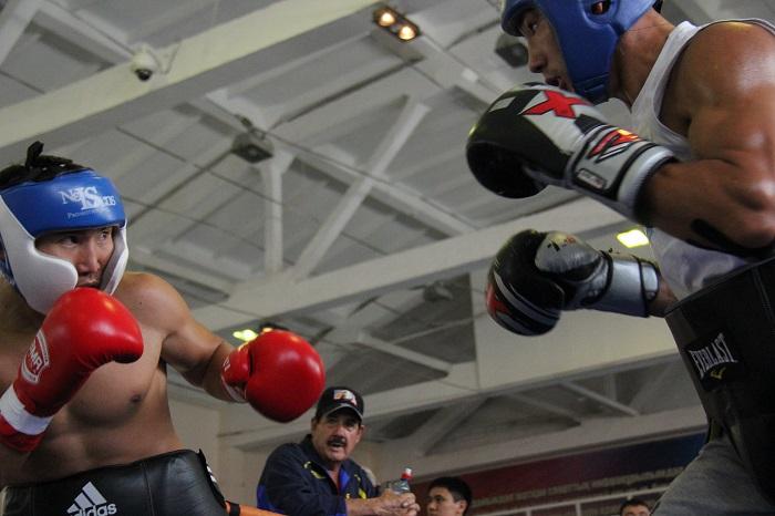 Через четыре дня боксеры Казахстана вылетают в Рио