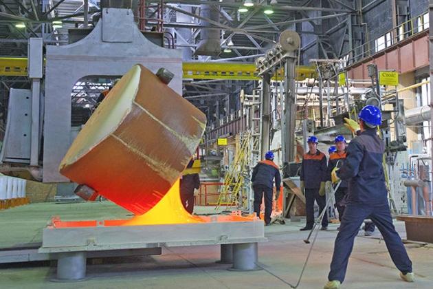 Советские гиганты индустрии дают жизнь новым проектам