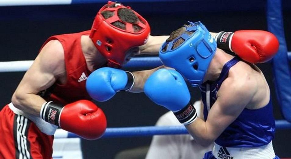 Чемпионат Азии по боксу: финальная четверка казахстанцев