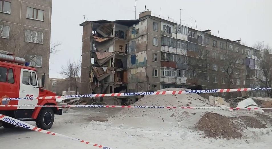 Найден кочегар, дежуривший 1 января во взорвавшемся доме в Шахане