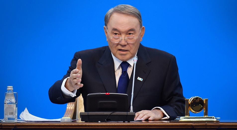 Нурсултан Назарбаев назвал пять приоритетов модернизации Казахстана