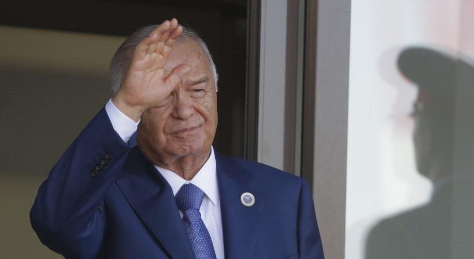 Умер Ислам Каримов