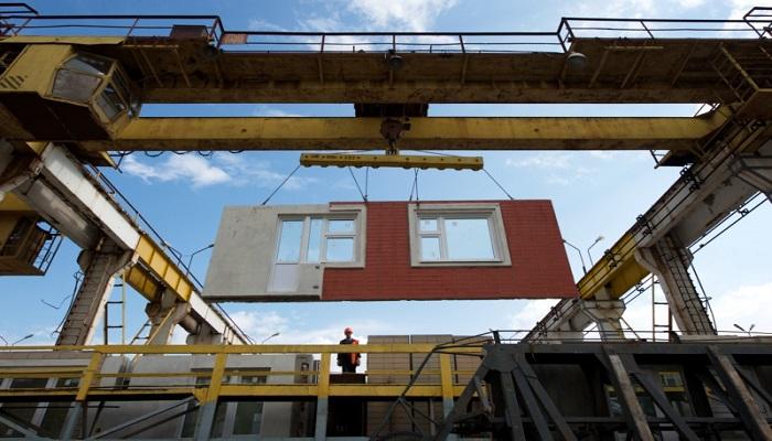 Новый домостроительный комбинат может запуститься в Астане