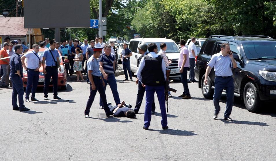 Алматинский убийца действовал в одиночку