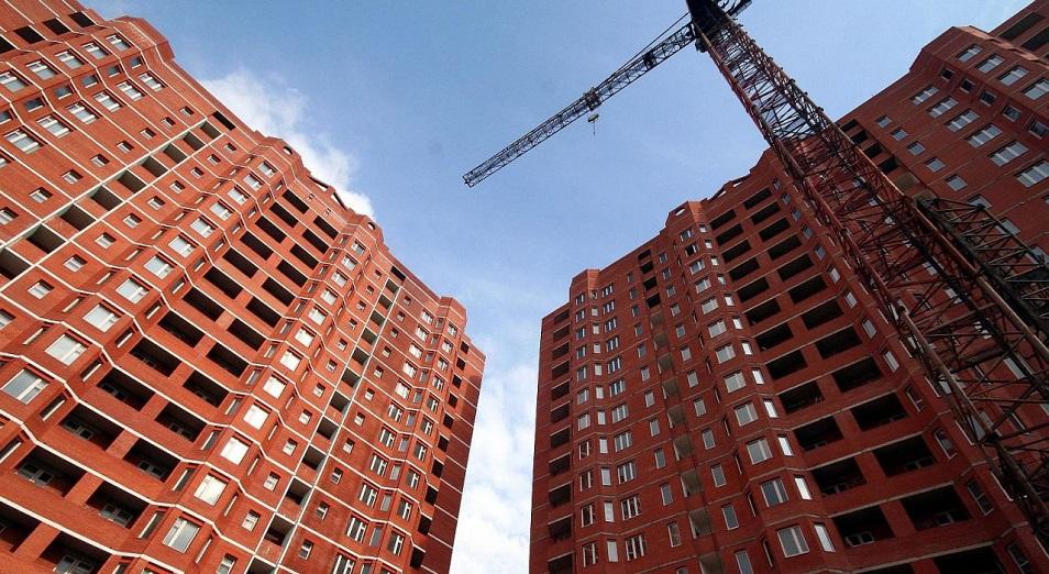 10,5 млн кв. метров жилья построено в Казахстане в 2016 году