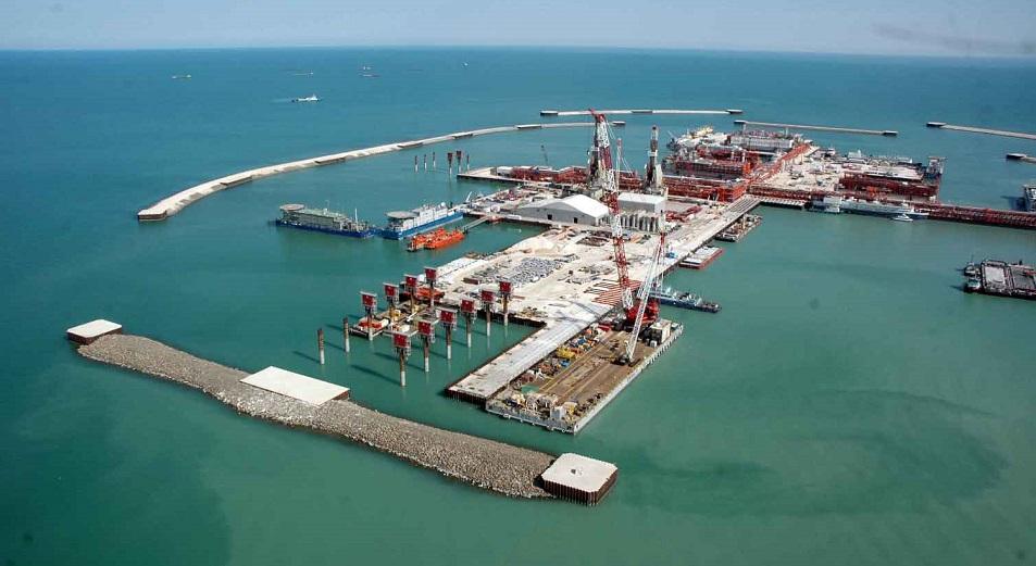 Жемчужины Каспийского моря ждет разморозка
