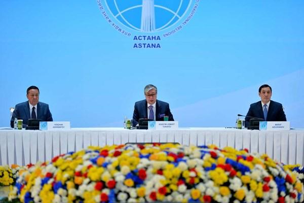 Съезд религиозных лидеров трансформируется в институт духовной дипломатии