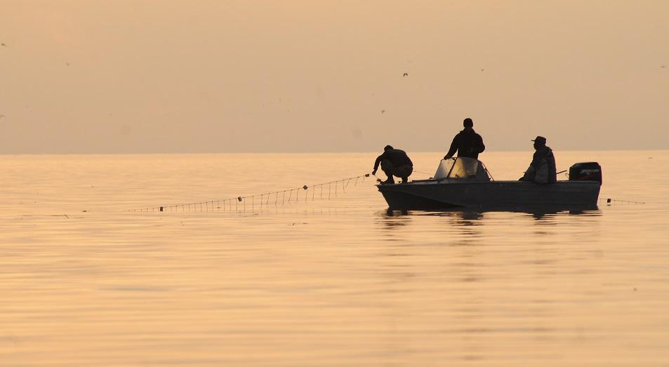 В Атырау развернулась борьба за будущий лов рыбы