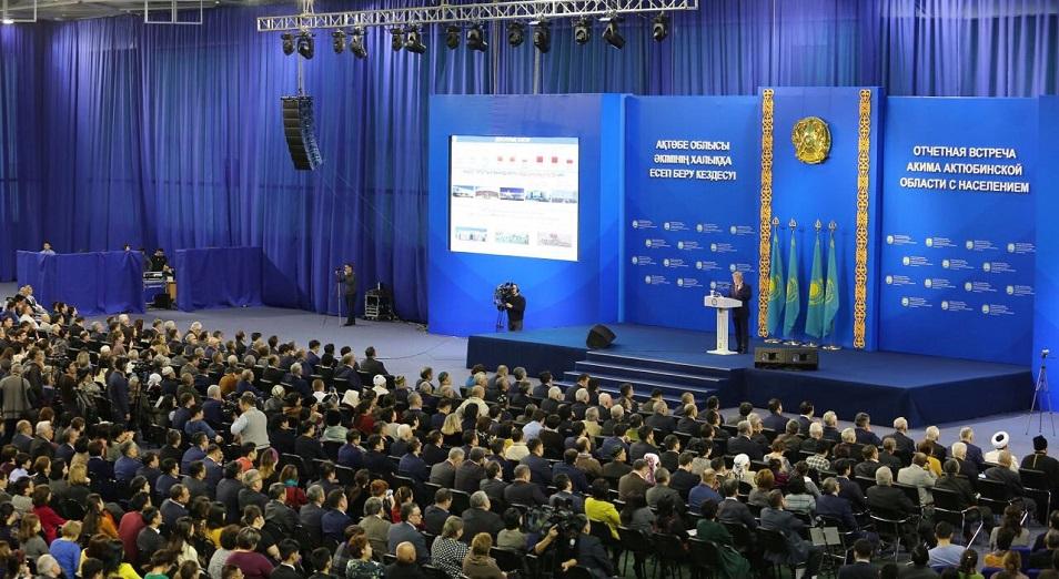 """Бердыбек Сапарбаев: """"67% автодорог области находятся в неудовлетворительном состоянии"""""""