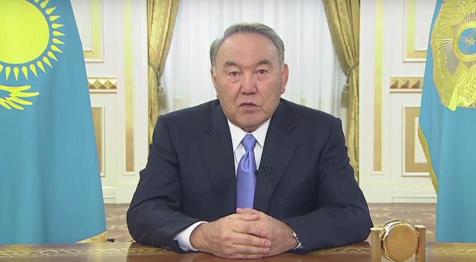 Нурсултан Назарбаев объявил третью модернизацию