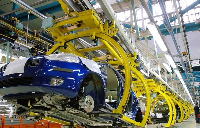 В Казахстане падает спрос на новые автомобили
