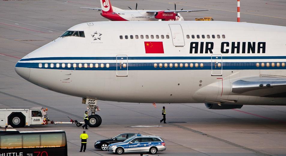 Air China повоюет с Air Astana