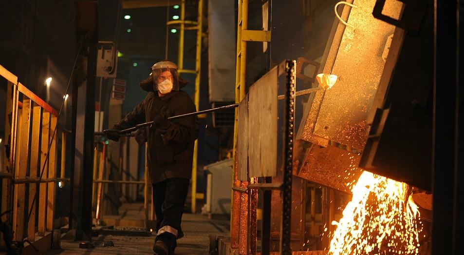 «Казцинк» наращивает производство цинка