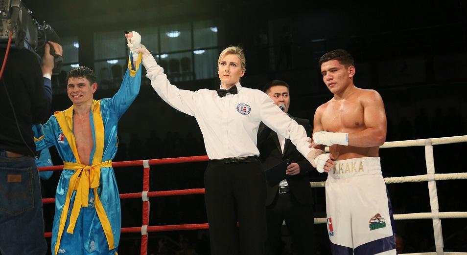 Укротили тигров, или Как боксеры Astana Arlans разгромили Uzbek Tigers