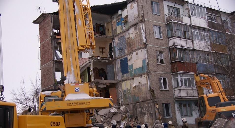 Итоги: Обрушение дома в Шахане