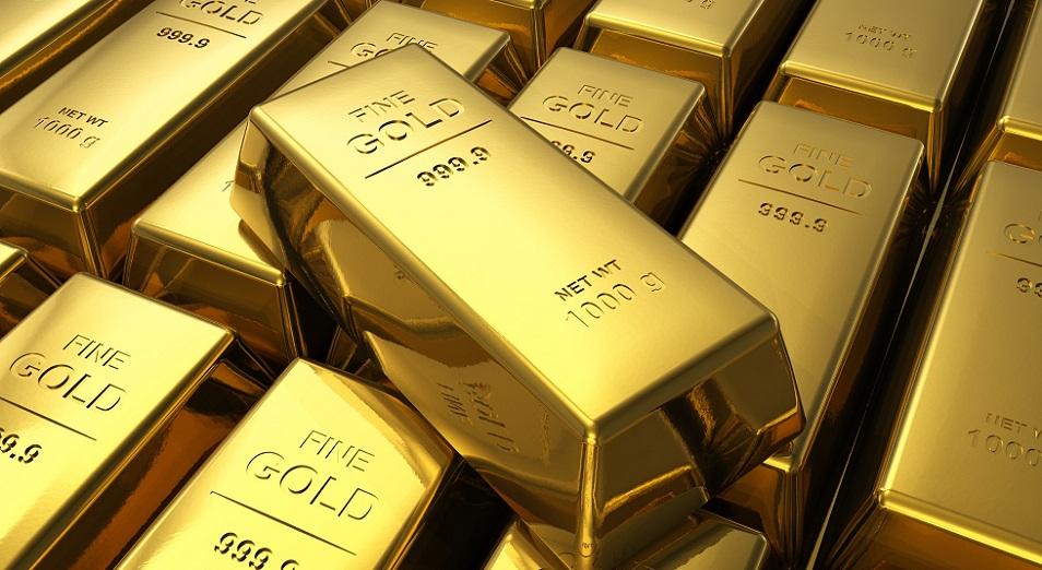 Нацбанк в 2017 году продал казахстанцам 64 кг золота