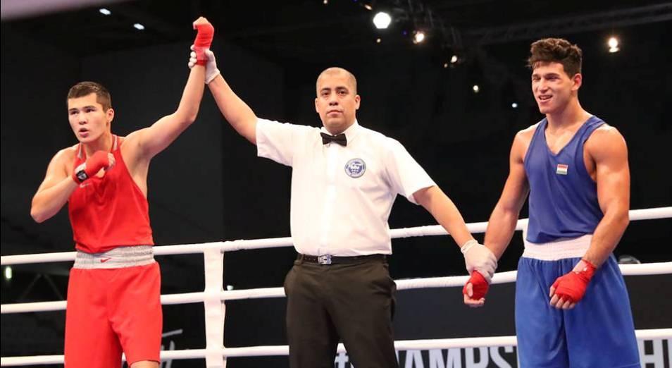 МЧМ-2018 по боксу: Казахстан гарантировал себе 11 медалей