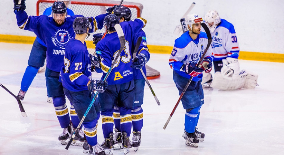 В плей-офф ВХЛ будет два казахстанских клуба