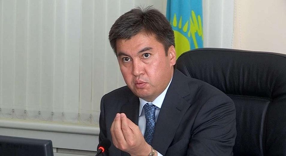 Габидулла Абдрахимов, дважды экс-аким Шымкента