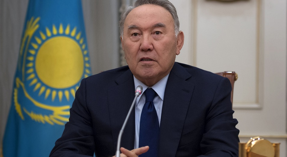 Нурсултан Назарбаев считает, что правительство должно уйти в отставку
