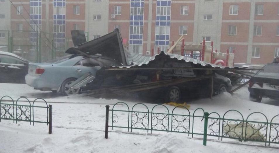 Астанада төтенше жағдай жарияланды
