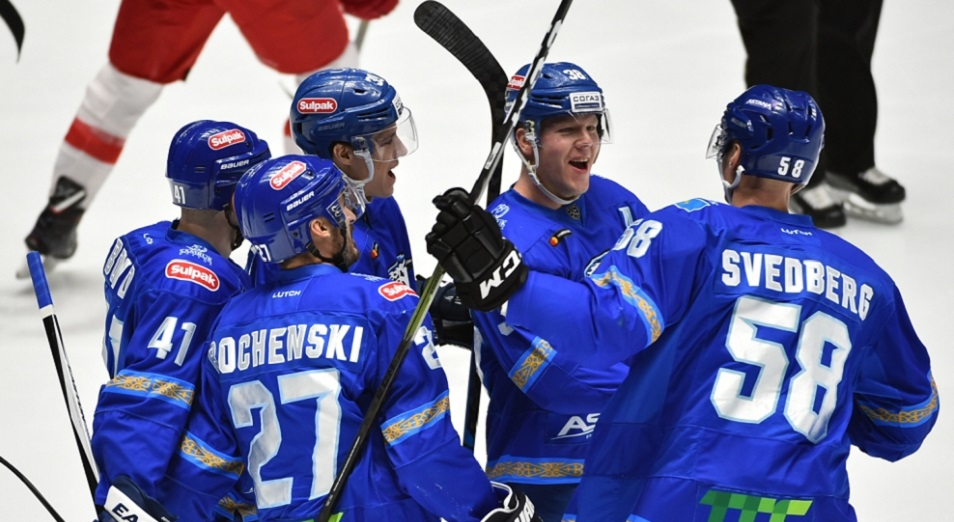 «Барыс» Құрлықтық хоккей лигасын бесінші орынмен аяқтады