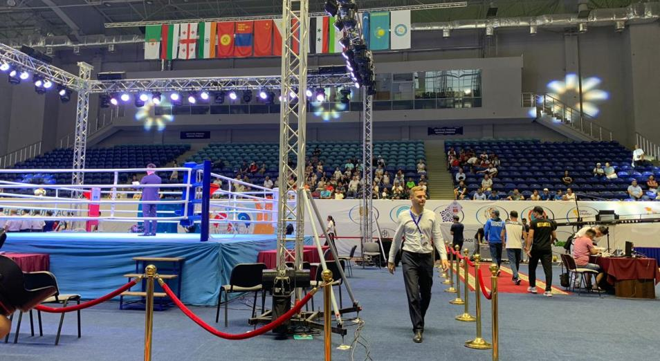В Нур-Султане стартовал Кубок Президента – 2019 по боксу