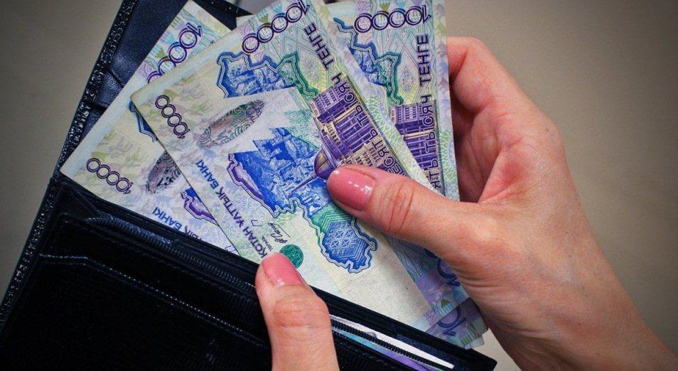 Реальные доходы казахстанцев пошли вверх