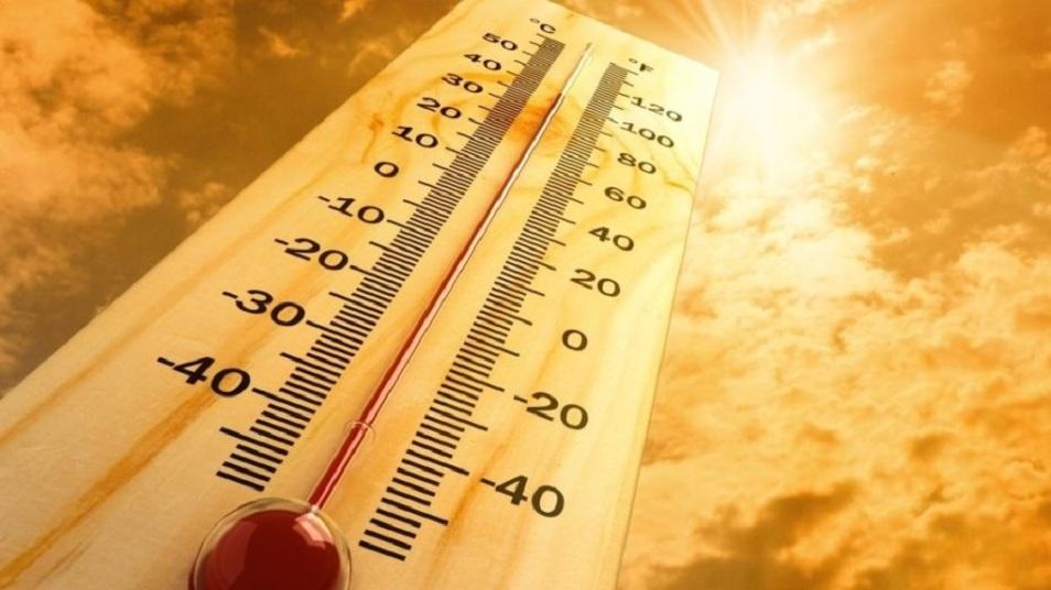 Қызылорда ауа температурасы 50 градусқа жетті