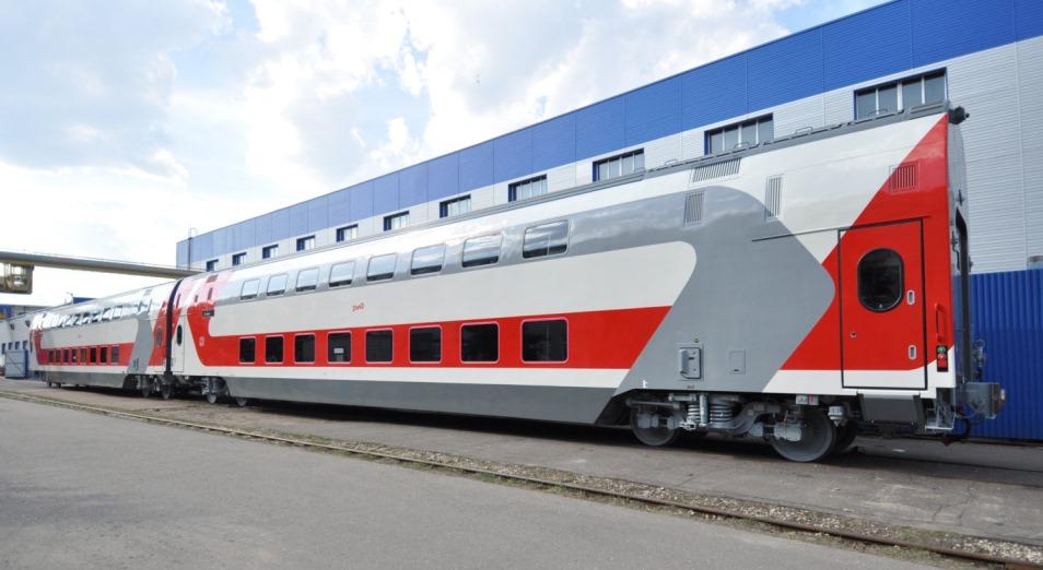 Казахстан сократит покупку тверских вагонов